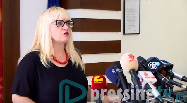 Дескоска: Класифицираните документи се во надлежност на МВР, а не на Министерството за правда