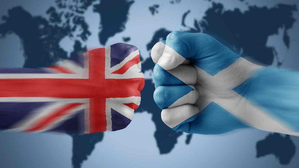 Анкета: Шкотланѓаните се за независност од Велика Британија