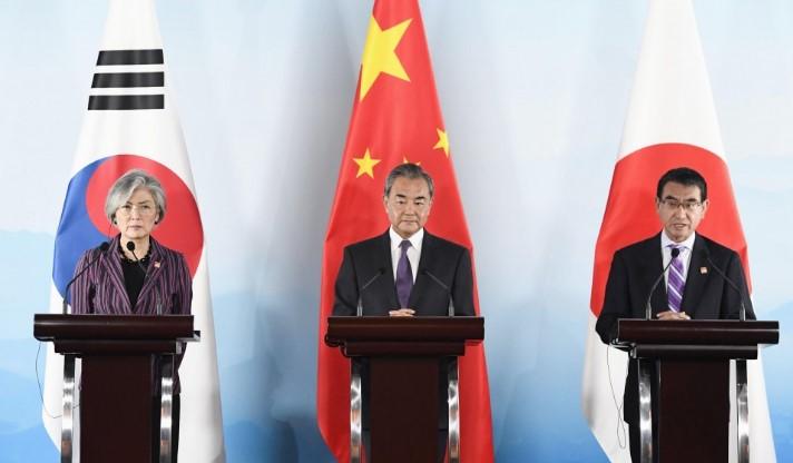 Јапонија, Кина и Јужна Кореја ќе соработуваат за денуклеаризацијата на Северна Кореја