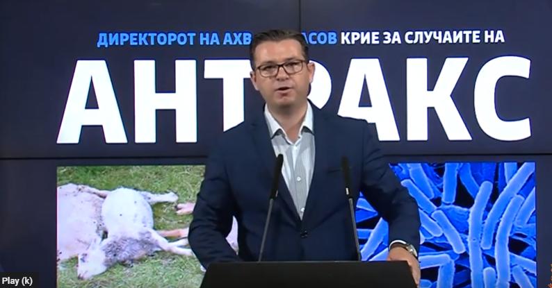 Трипуновски: Не се знае дали граѓани конзумирале месо и млеко од заразеното стадо и доколку е точно прашуваме колку?