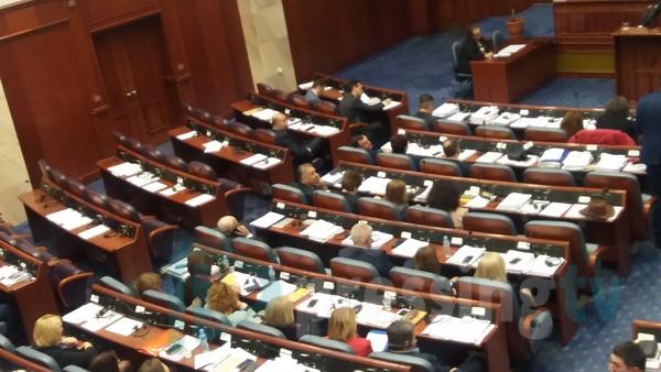 Заев ги претстави Ангеловска и Џамаили, ВМРО-ДПМНЕ му побара оставка