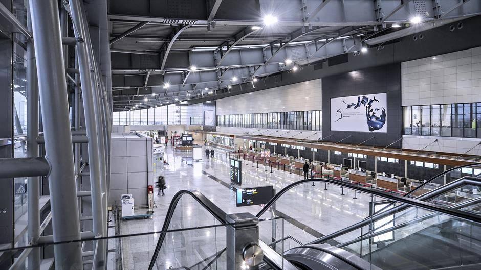 Штрајк на аеродромот во Приштина: Утре на два часа, во среда цел ден
