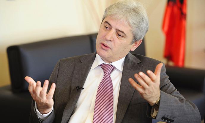 Ахмети вели дека партнерството со СДСМ функционира без проблеми