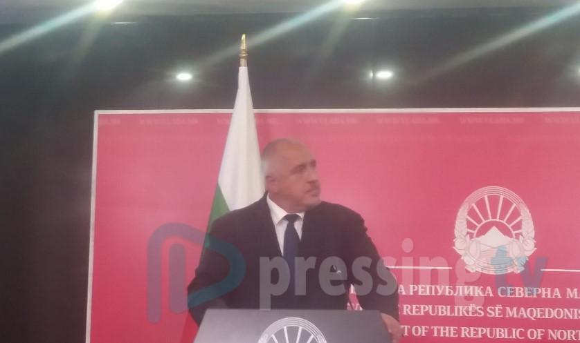 Борисов: Бугарија има нула миграција