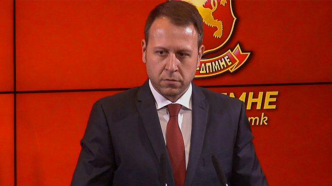 Јанушев до Заев: Времето ти помина, а времето на македонскиот народ и на Македонија ќе остане вечно