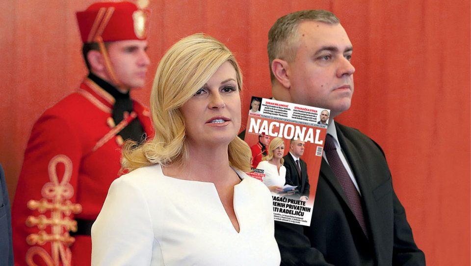 Противници на Китаровиќ со закана дека ќе објават 200 нејзини приватни меилови