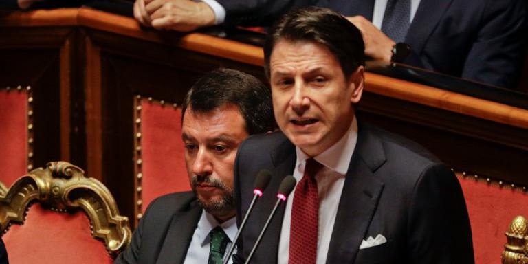 Италија оди кон предвремени избори, премиерот Конте поднесува оставка