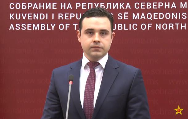 """Костадинов: """"Рекет"""" не е и нема да стане сличен на 11-годишниот режим на Груевски"""