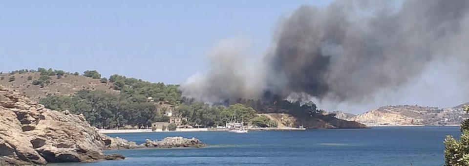 Пожари во соседството – во Албанија експлодираат бомби од Втората светска војна