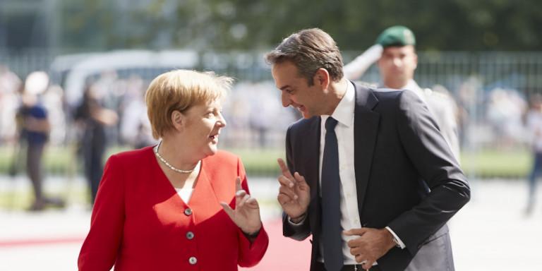 Мицотакис: Меркел знае што мислам за Преспанскиот договор – тој има сериозни мани