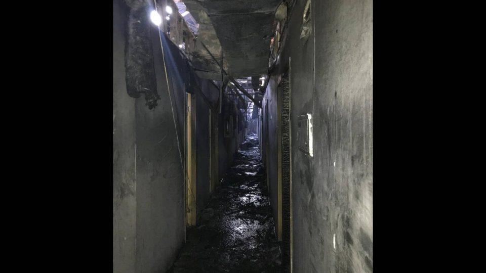 Осум загинати во пожар во луксузен хотел во Одеса