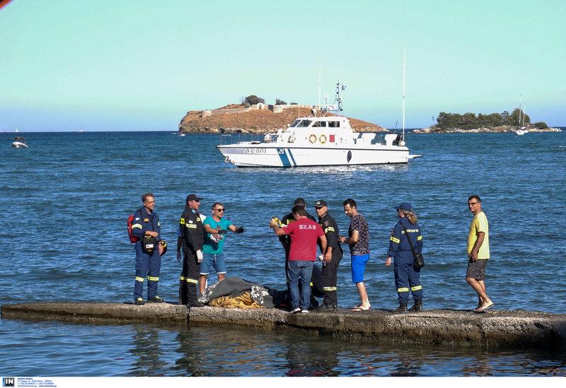 "Хеликоптер ""пума"" се урна во море, три лица загинале, едно исчезнато"