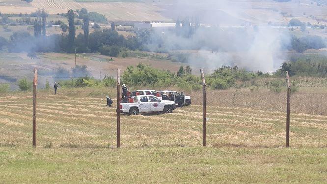 Поради опасност од пожар: Само со дозвола низ Јасен, Маврово и Галичица