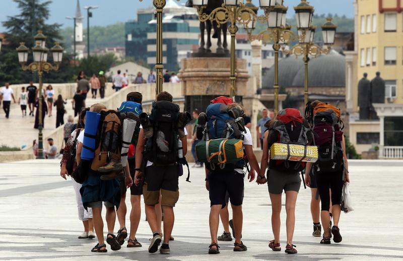 За 16,6 проценти повеќе туристи во јуни, најбројни од Турција, Полска и Србија
