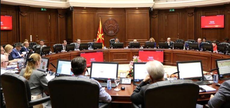 Ребалансот на буџетот следната недела на владина седница