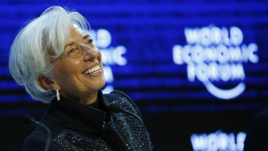 Европски Парламент ја поддржа Кристин Лагард да биде на чело на ЕЦБ