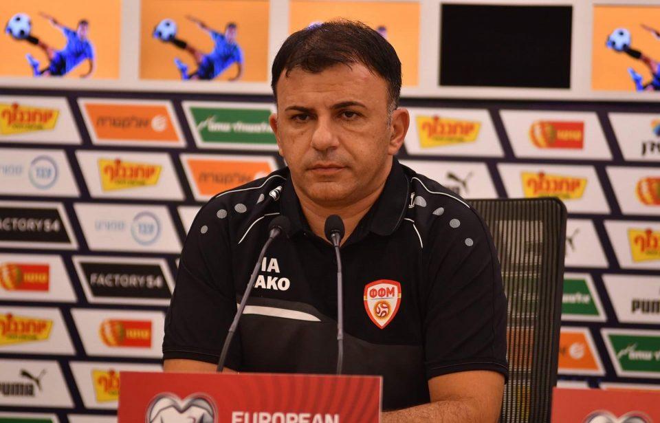 Ангеловски меѓу најмладите селектори на ЕП