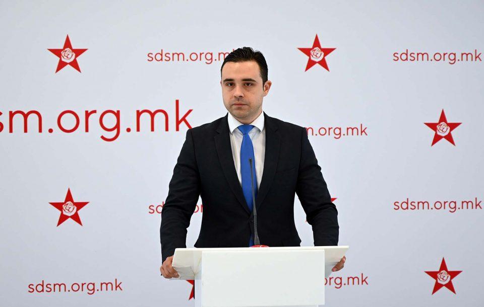 Костадинов: Дали Камчев е финансиер на кампања на ВМРО-ДПМНЕ?