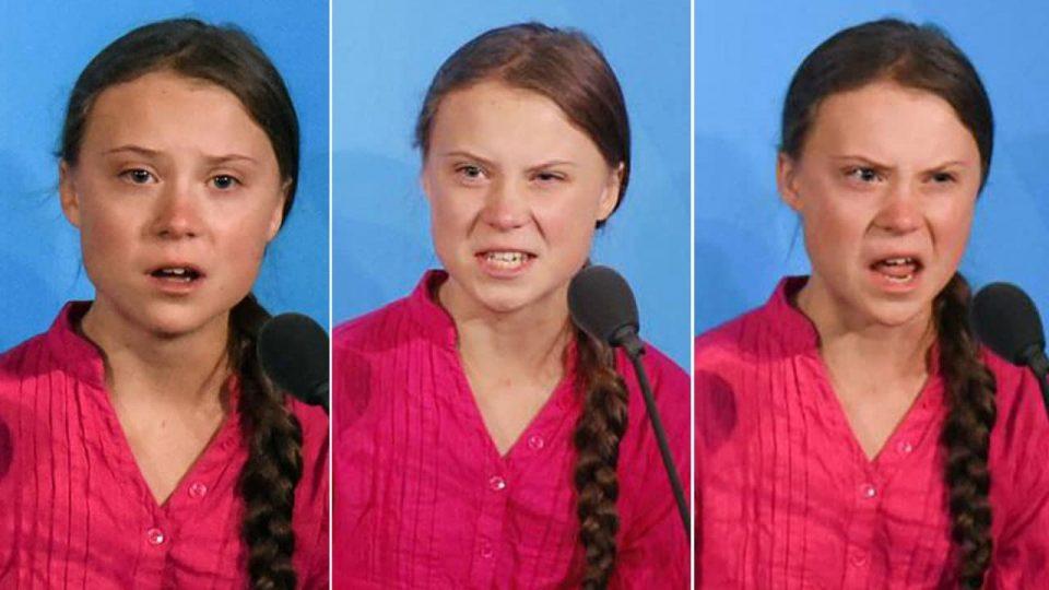 Грета Тунберг: Смешни се нападите против мене