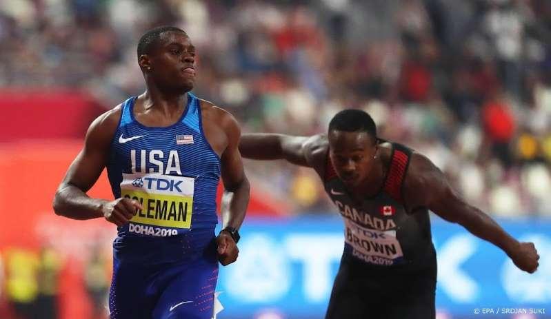 Крис Колмен е новиот крал на спринтот