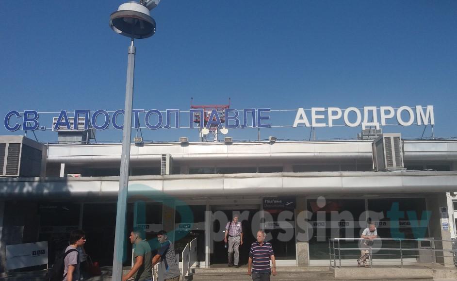 Аеродромите во Охрид и Скопје отворени, но нема кој да лета