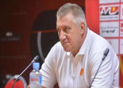 На Давитков му истече договорот: Koшаркарите ќе добијат нов селектор