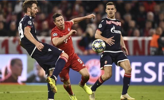 Црвена звезда не издржа во Минхен; Очаен Реал Мадрид во Париз (ВИДЕО)