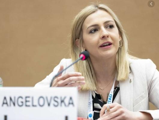 Министерката Ангеловска најави раст на економијата за пет проценти