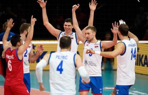 Србија е нов европски првак во одбојка