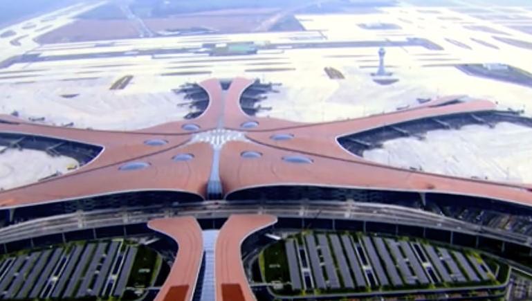 Да се изгубиш: Вака изгледа најголемиот аеродром во светот (ВИДЕО)