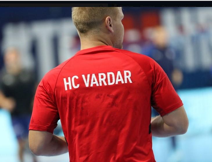 Со неколкумина повредени-толку: Вардарци поразени од Киелце со десет гола разлика