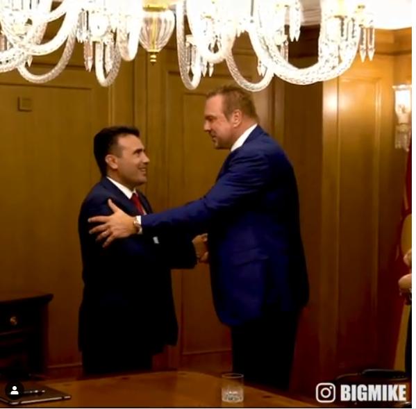 Како Биг Мајк ја виде Македонија и тоа го прикажа на видео