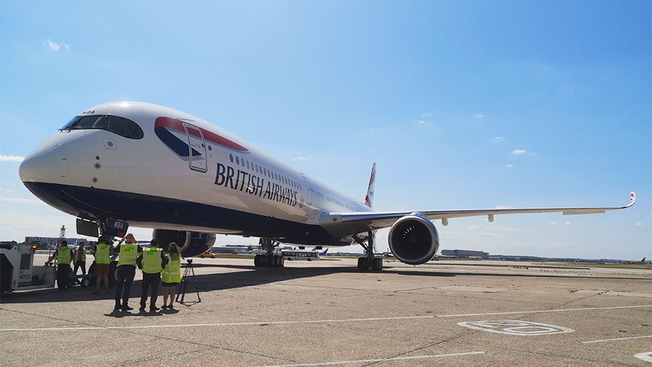 Поради штрајк, откажани стотици летови на Бритиш ервејс