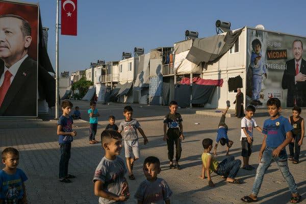 Ердоган ја повтори заканата – ќе ја отвори браната за сириските бегалци