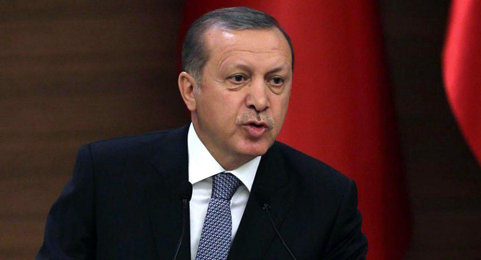 Ердоган: Турција не може да прими нов бегалски бран од Сирија