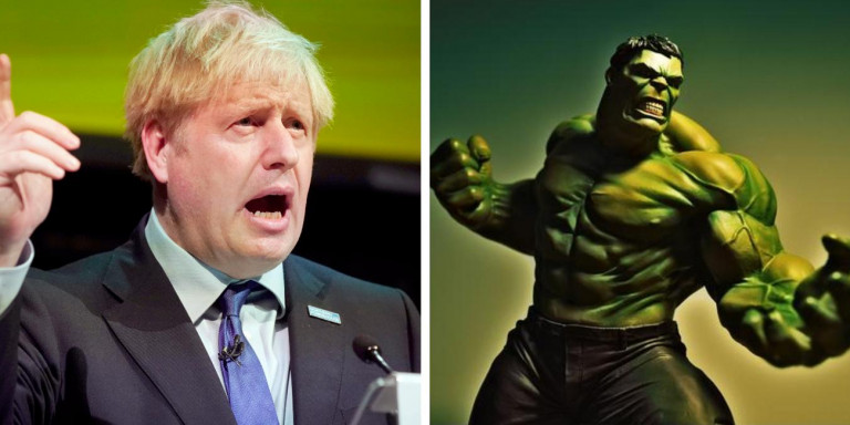 За Брегзит Борис Џонсон бил како Хулк – има решение за се