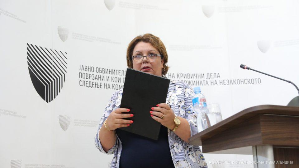 Со ново писмо рачно напишано Јанева од притвор ја активира условената оставка