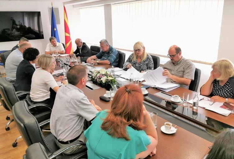 Јовевски на консултации кај Десковска – што ќе се прави по писмото од Јанева?
