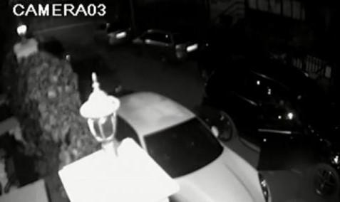 """Како во Софија се краде """"порше"""" за една минута! (ВИДЕО)"""