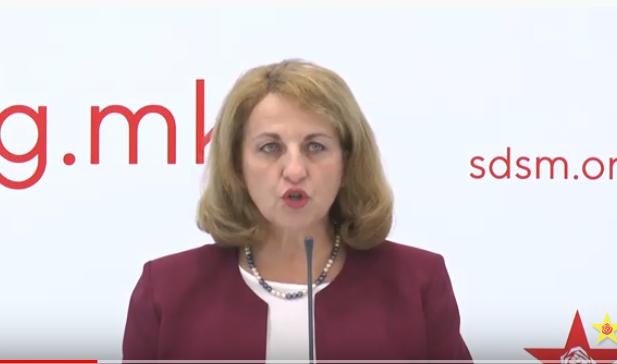 Лазаревска: За нов колекторски систем во Охридско 183 милиони денари