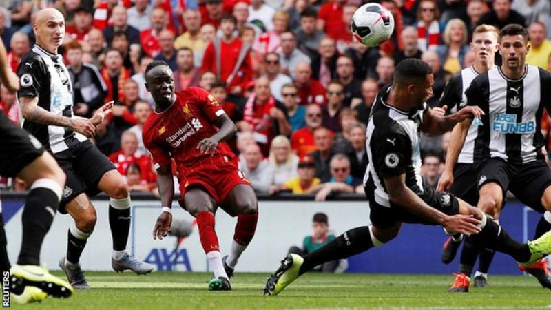 Ливерпул брзо се врати од шокот, го совлада Њукасл со 3:1 (ВИДЕО)