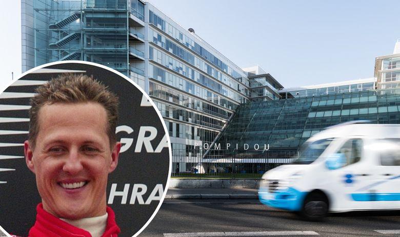 Шумахер е во свесна состојба, познат кардиолог го лечи со матични клетки