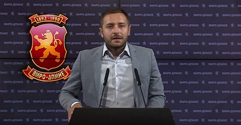 Димче Арсовски: Фирма блиска на Заеви добила грант од Фондот за иновации и технолошки развој