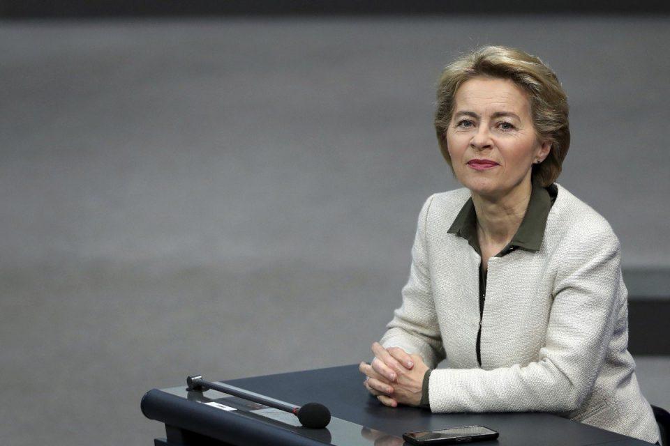 Фон дер Лајен: Западен Балкан е еден од моите приоритети