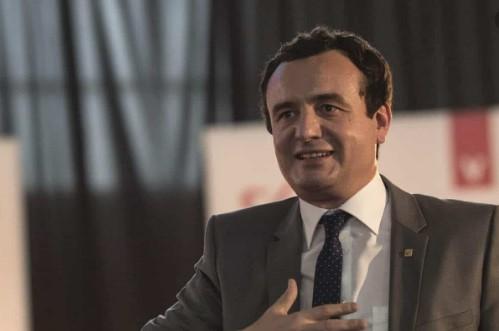 Албин Курти не може да учествува на вонредните парламенарни избори во Косово