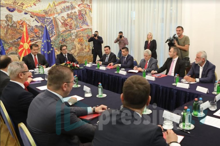 Дали Заев ќе прифати лидерска средба за прашањето со Бугарија?