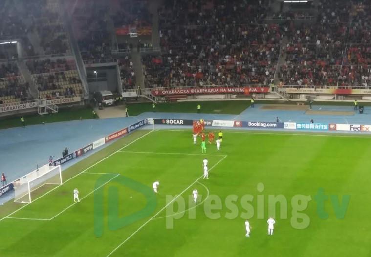 """""""Due magie di Еlmas"""": Maкедонија во игра за второто место кое води на ЕУРО (ФОТО)"""