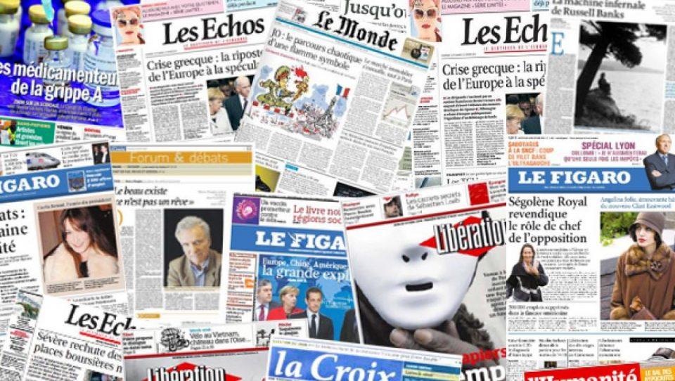 Француски медиуми: Затворена вратата за Македонија ,студен ветар од Франција, очај на Балканот