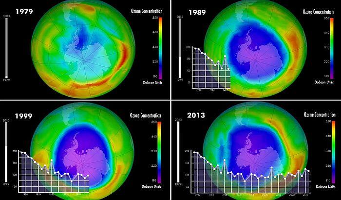 Озонската дупка е сè помала, но мора да бидеме внимателни, порачуваат научниците