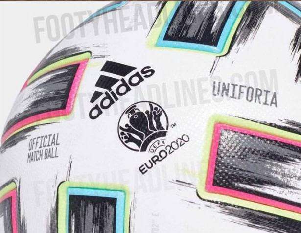 """""""Унифорија"""": Со оваа топка ќе се игра Европското 2020 (ФОТО)"""